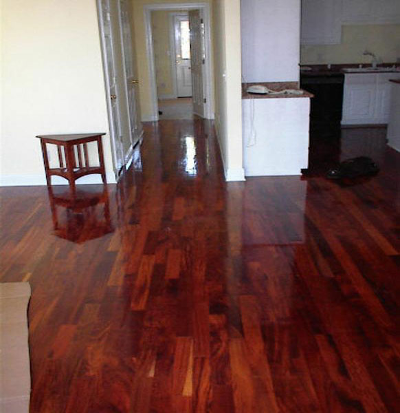Exotic Cherry Bamboo Flooring: Exotic Solid And Engineered Hardwoods