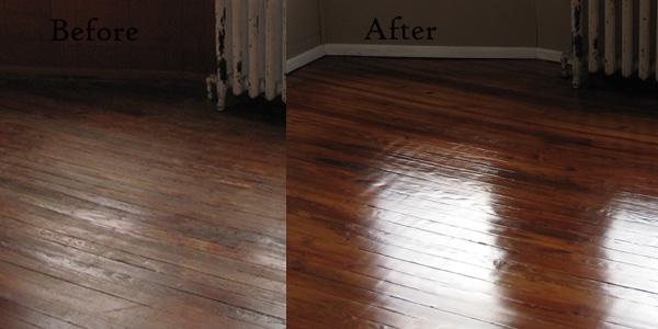 Expert Sanding Refinishing Repair And Restoration